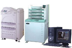 デジタルX線画像診断システム